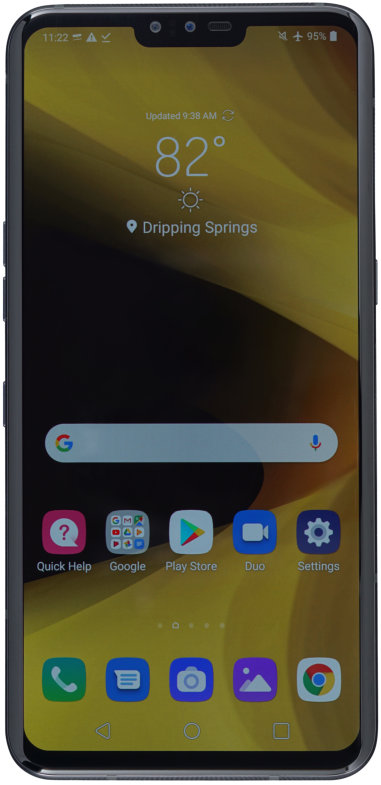 LG Electronics V50 ThinQ 5G