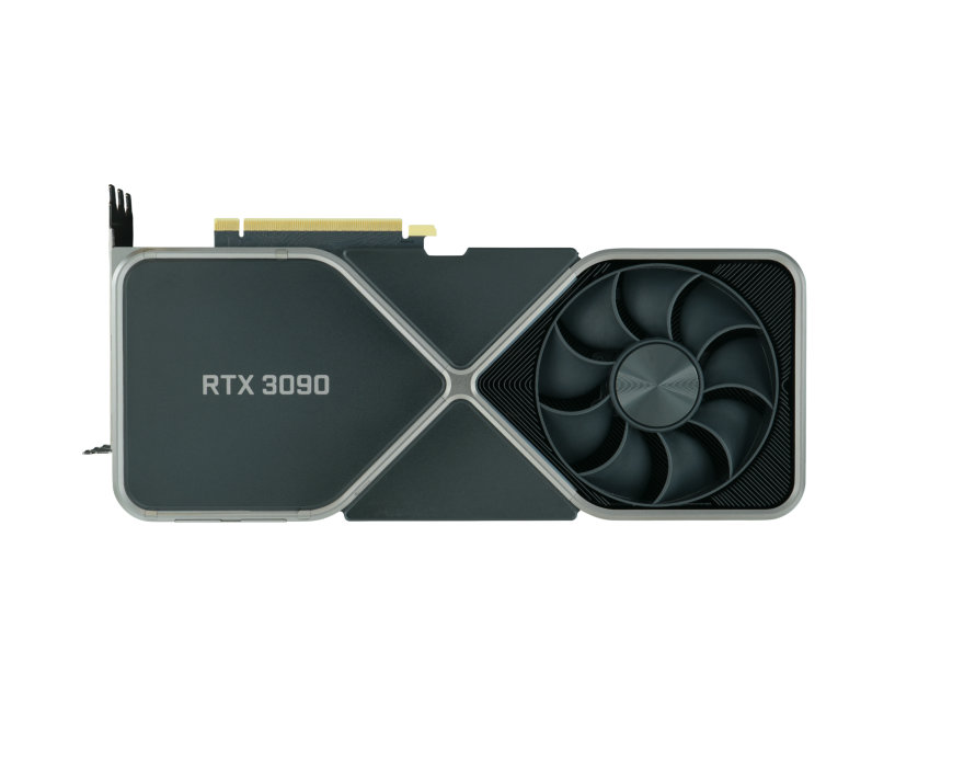 NVIDIA Geforce RTX3090 Founders edition