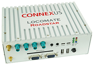 Lear ConnexUs LocoMate Roadstar On-Board Unit (GClocomate300asd0008)