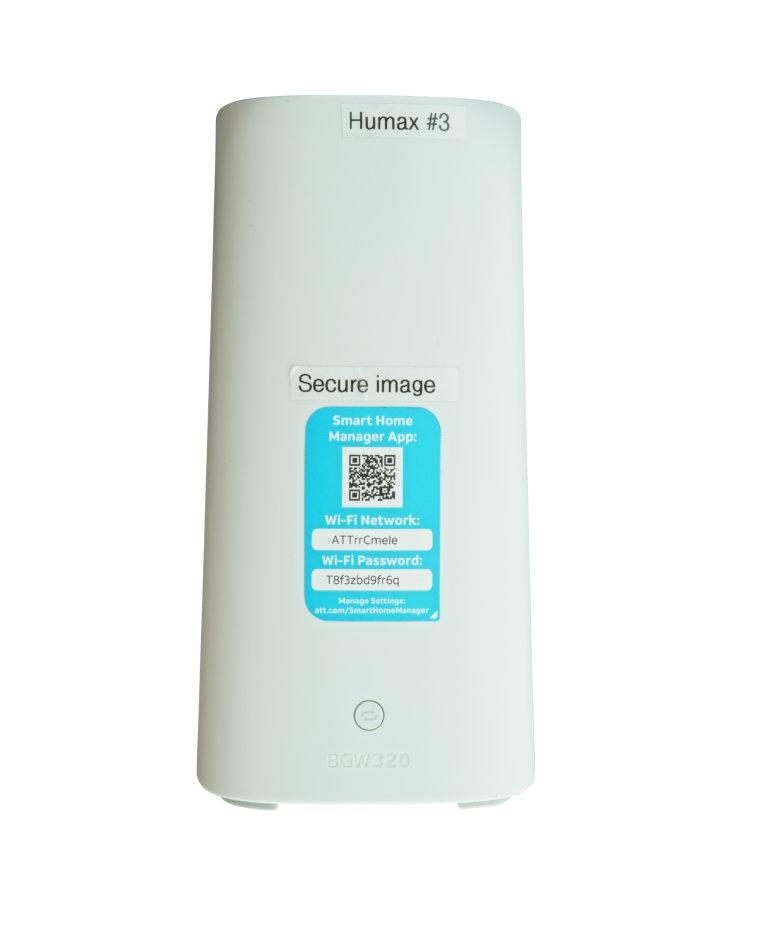 HUMAX BGW320