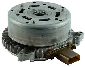 BOSCH 400W Cooling Fan BLDC Motor & ECU for Chevrolet Colorado (3 137 234 145 )