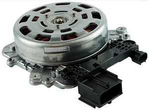 DENSO 600W Cooling Fan BLDC Motor & ECU for Toyota Highlander Hybrid (16363-31510  )