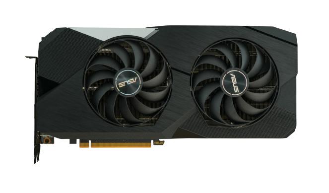 ASUS Dual AMD Radeon RX 6700 XT