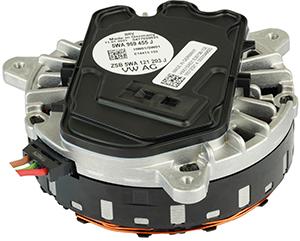 Brose 400W Cooling Fan BLDC Motor & ECU for VW Golf 8 (5WA 959 455 J)