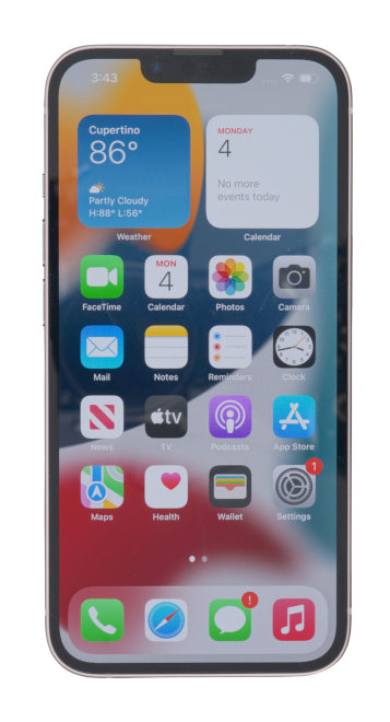 APPLE iPhone 13 5G US A2482 128GB 4GB RAM Dual SIM