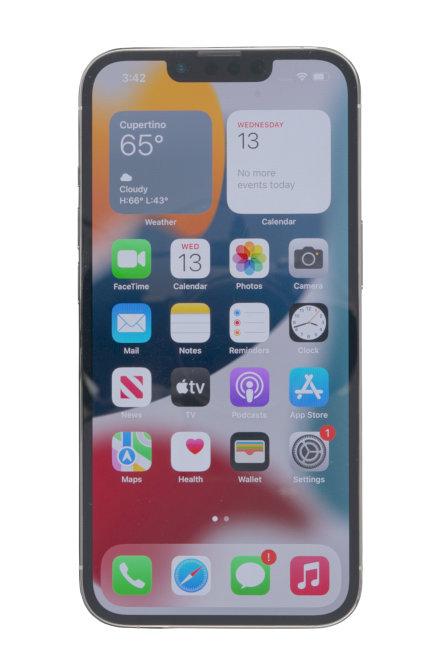 APPLE iPhone 13 Pro 5G US A2483 128GB 6GB RAM Dual SIM