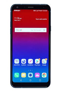 LG Electronics Q7+