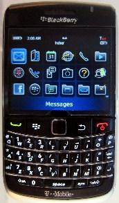 BlackBerry Bold 9700 (Bold Onyx)