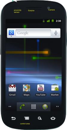 Samsung Nexus S 4G (SPHD720)