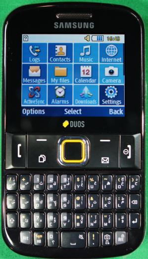 Samsung Ch@t 222 (GT E2222)