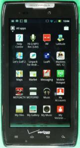 Motorola Droid RAZR XT912 (Droid HD)