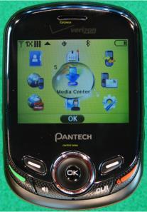 Pantech Jest II (Verizon TXT8045)