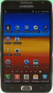 Samsung Galaxy Note GTI9220